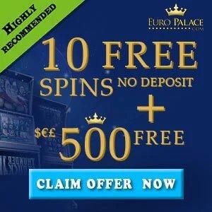 euro palace casino claim bonus