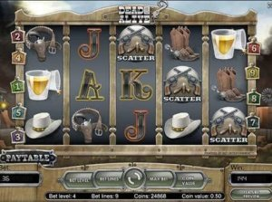 Play Wanted Dead or Alive Online Pokies at Casino.com Australia