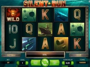 Silent Run Online Pokie